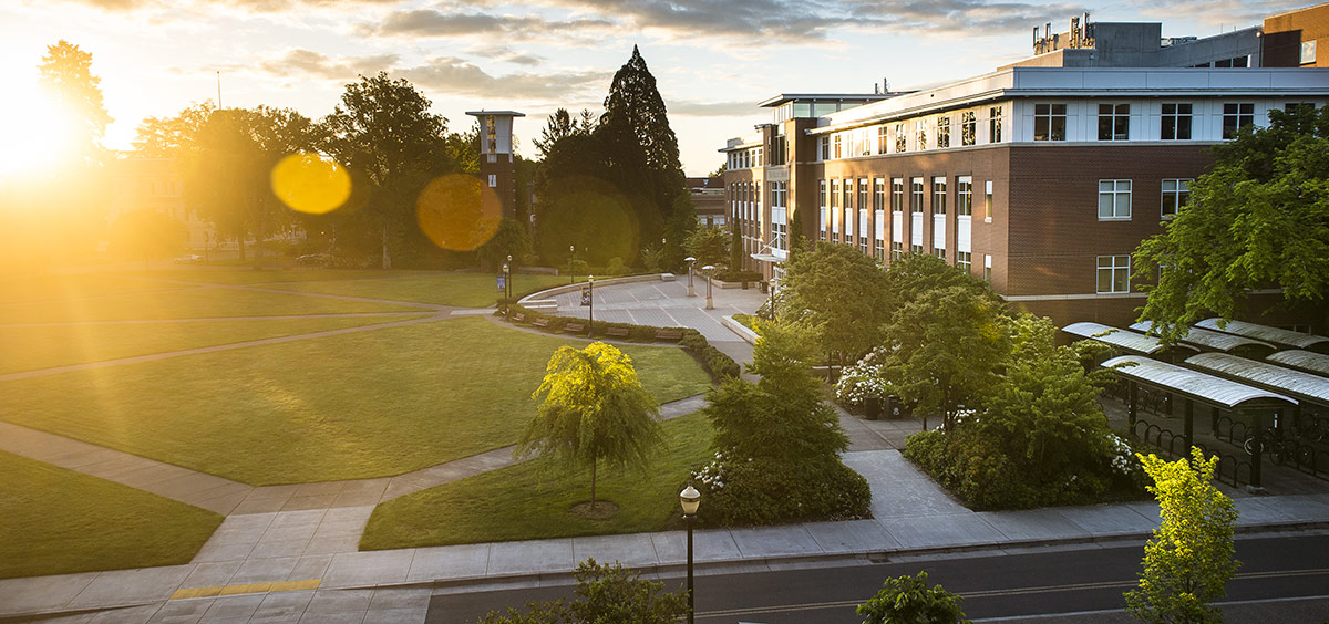 Oregon State University - Where Ideas Grow
