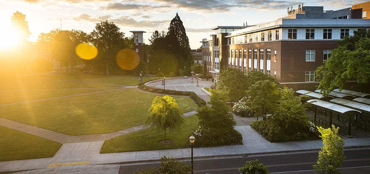 Oregon State University - Where Ideas Grow