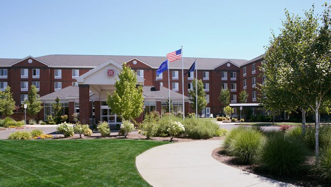 Hilton Garden Inn Oregon State University